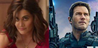 Haseen Dilruba और The Tomorrow War